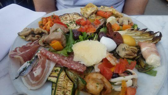 Di più – Restaurant italien face à la mer
