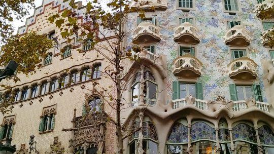 5 jours à Barcelone