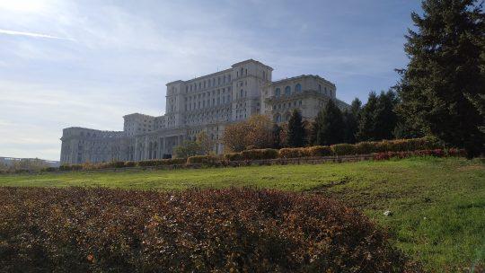 4 jours à Bucarest